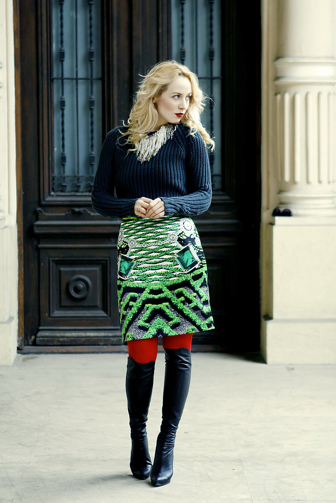 mary katrantzou and jason wu street style fashion by diana enciu and alina tanasa