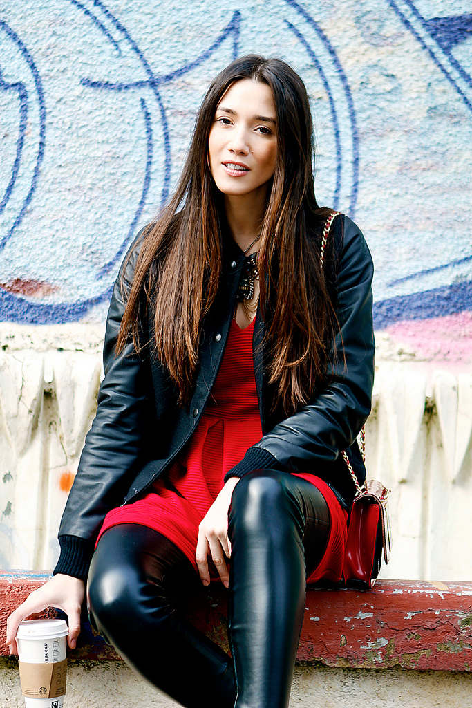 street style fashion with moschino and misbhv
