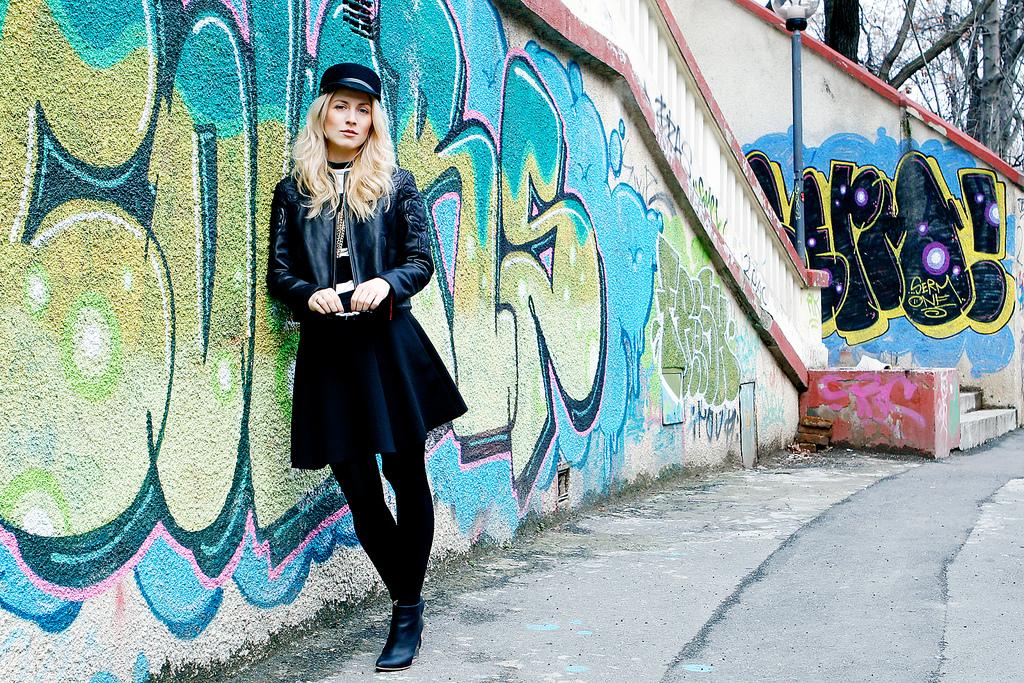 street style fashion and sweatshirt by diana enciu and alina tanasa