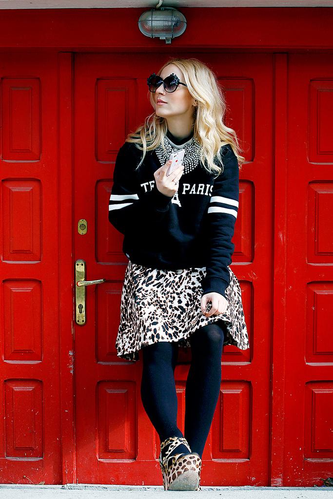 street style misbhv sweater