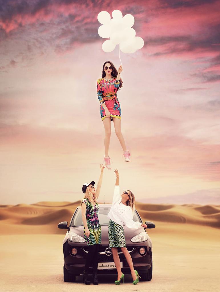 Opel Adam, jojo, catalina grama, alina tanasa, diana enciu, fashion street style and fun.