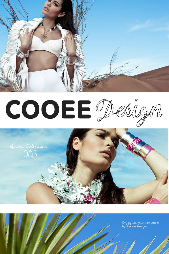 ss2013 accesories collection by cooee design