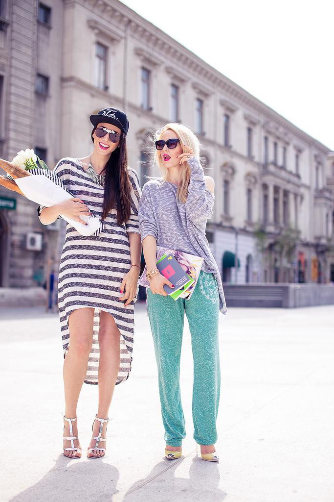 fabulousmuses, diana enciu, alina tanasa, street style fashion
