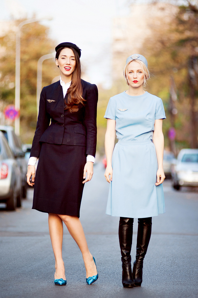http://fabulousmuses.net/2013/11/the-fab-life-of-a-flight-attendant/