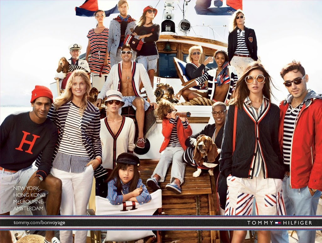 tommy hilfiger marketing mix Thomas jacob tommy hilfiger the new clothing line made its debut with a high-profile marketing campaign, for example setting up a large billboard in times.