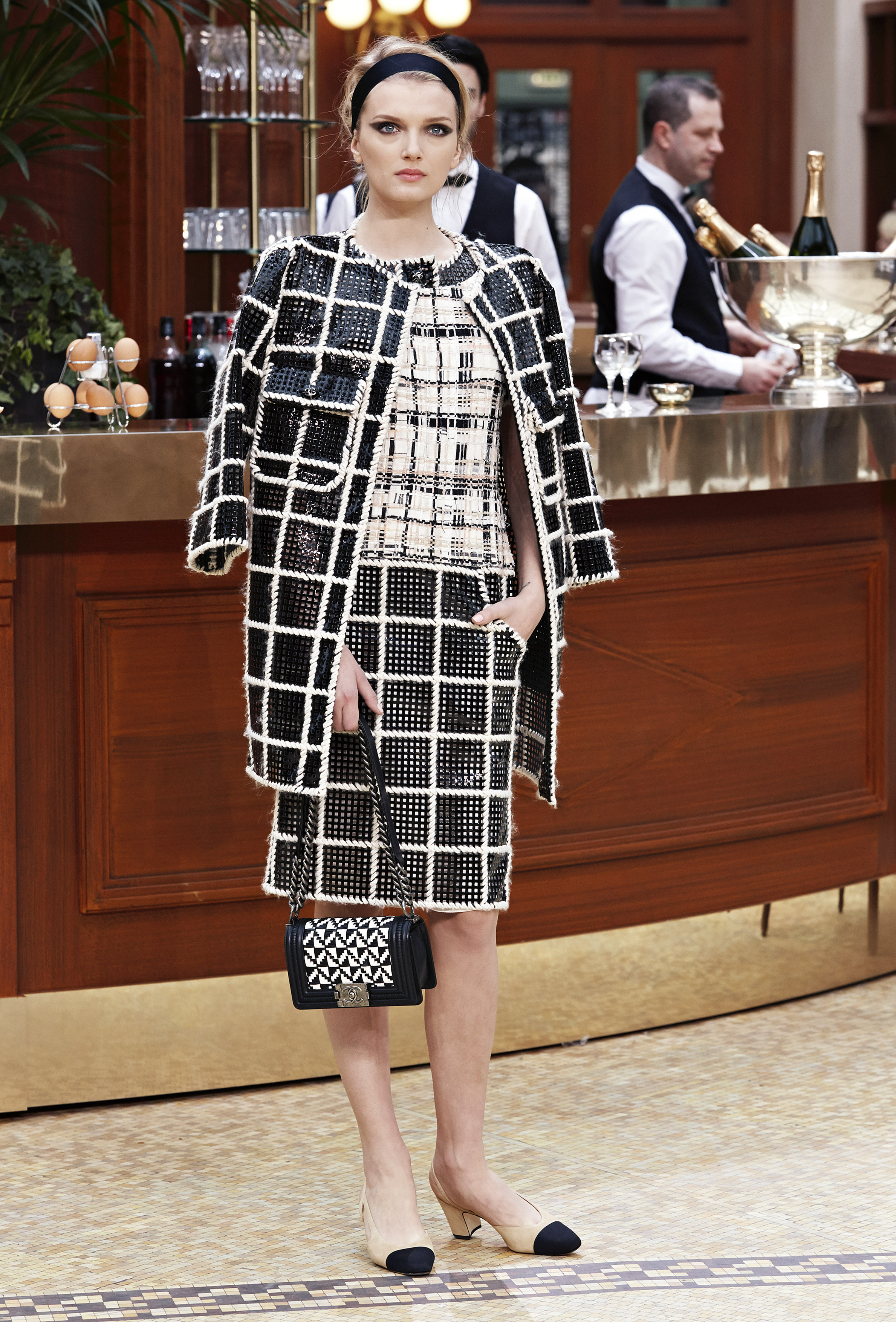 Chanel Fw2015 2016 Fabulous Muses