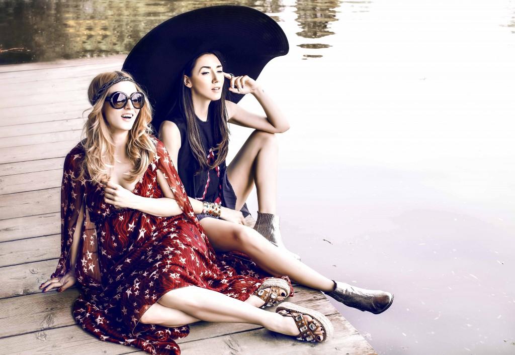 tommy hilfiger ss2015_stars dress_fabulous muses_tommy hilfiger collaboration_diana enciu_alina tanasa (1)