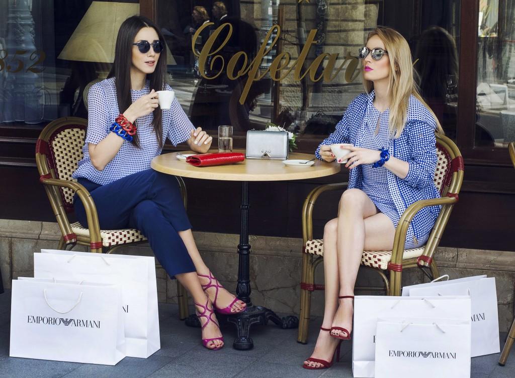armani fabulous muses_armani bloggers_emporioarmani store_diana enciu_alina tanasa (1)