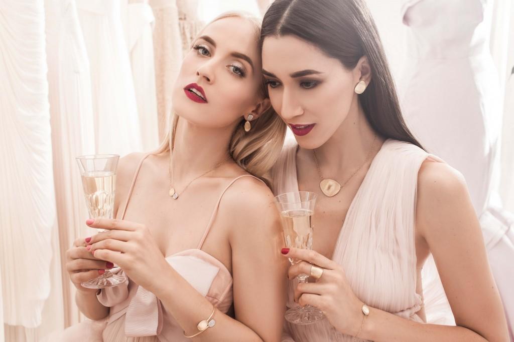 marco bicego jewelry - oscar jewelry - ballerina dress - powder pink dress - fabulous muses - alina tanasa - diana enciu - kultho boutiques1