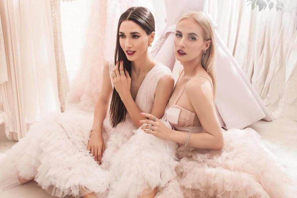 marco bicego jewelry - oscar jewelry - ballerina dress - powder pink dress - fabulous muses - alina tanasa - diana enciu - kultho boutiques4