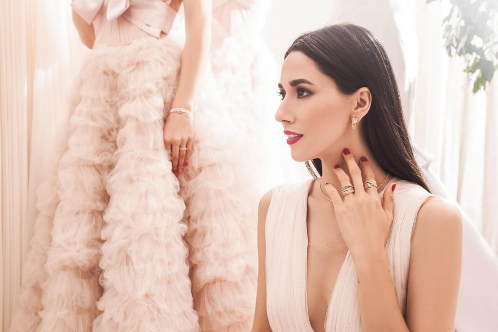marco bicego jewelry - oscar jewelry - ballerina dress - powder pink dress - fabulous muses - alina tanasa - diana enciu - kultho boutiques6