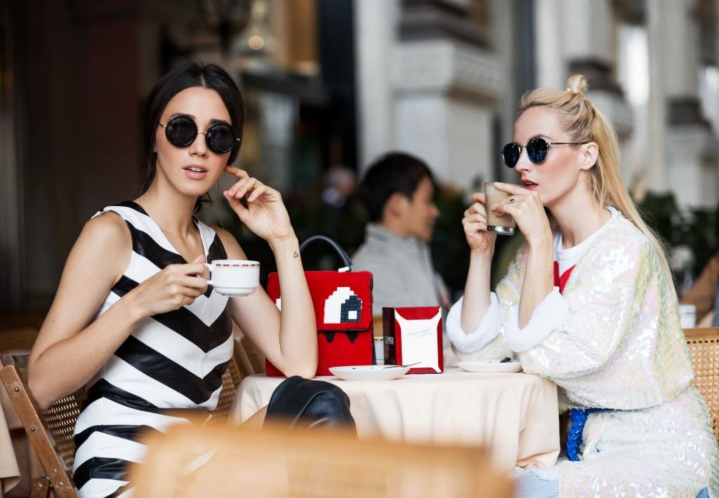 mfw ss 2016- fabulous muses-fabuloasele-milan street style- fashion blogger milan