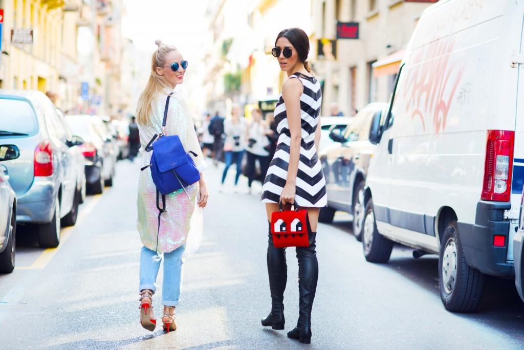 mfw ss 2016- fabulous muses-fabuloasele-milan street style- fashion blogger 20154