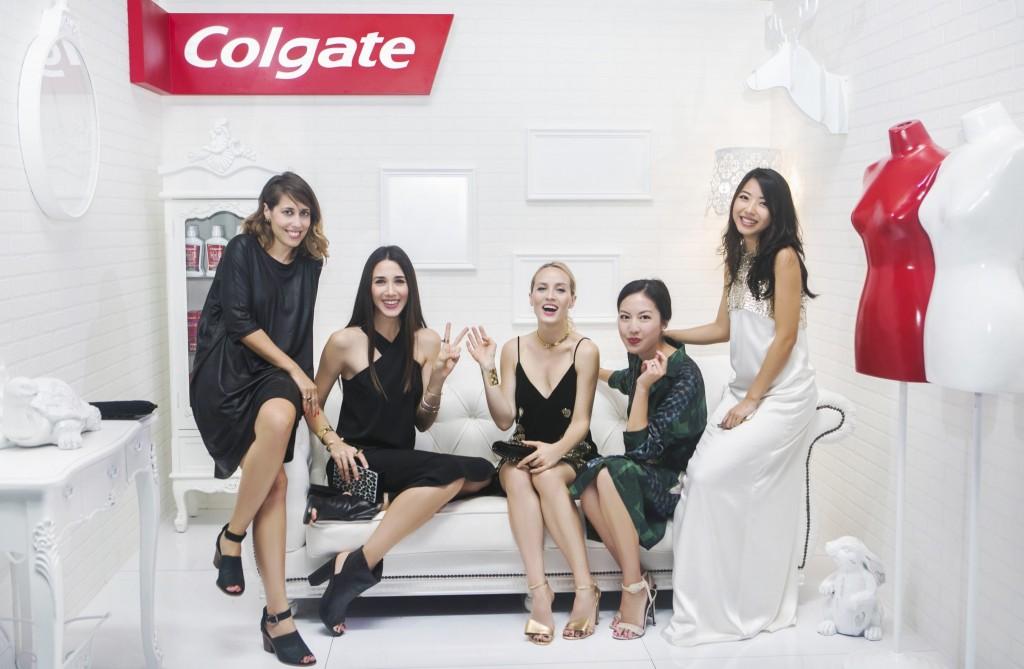 1Fabulous Muses-Colgate-Tel Aviv-Colgate Glamour Style