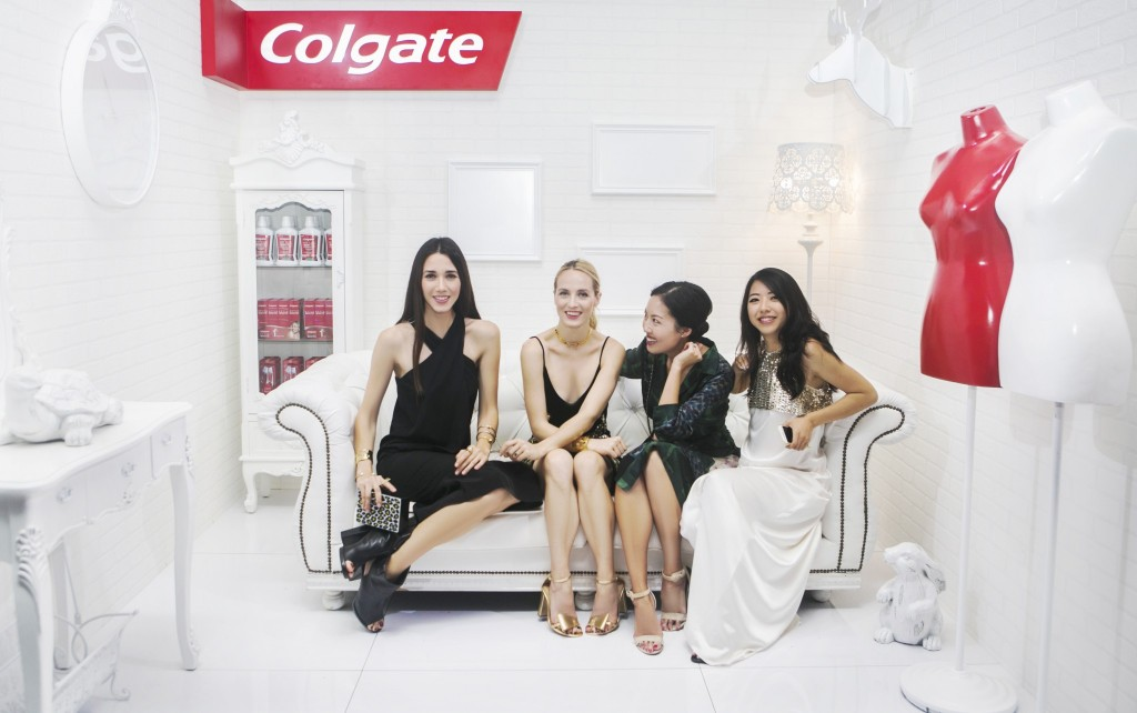 2Fabulous Muses-Colgate-Tel Aviv-Colgate Glamour Style