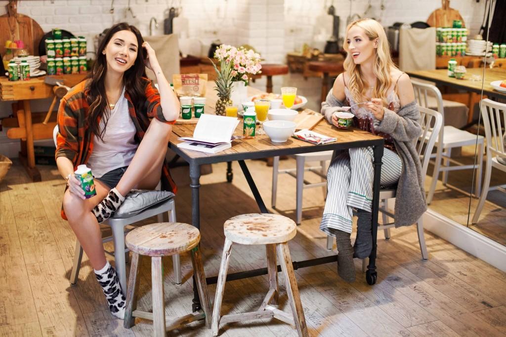 6Fabulous Muses - Activia - Enciu Diana - Alina Tanasa- Best Fashion Blog