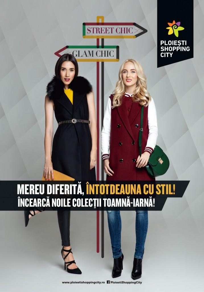 Diana Enciu si Alina Tanasa de la Fabulous Muses pentru Ploiesti Shopping City (2)