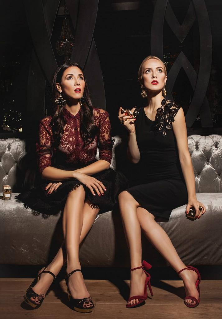 2Giordani Gold Essenza-Parfum Oriflame-Fabulous Muses-Aqua-Diana Enciu-Alina Tanasa