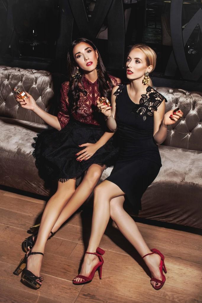 4Giordani Gold Essenza-Parfum Oriflame-Fabulous Muses-Aqua-Diana Enciu-Alina Tanasa
