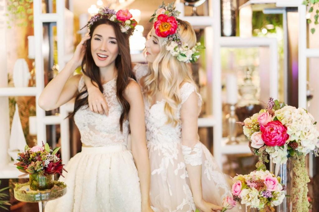 5Fabulous Muses- Fabuloasele-Wedding dresses- Floraria mobila-chefs-buchet mireasa