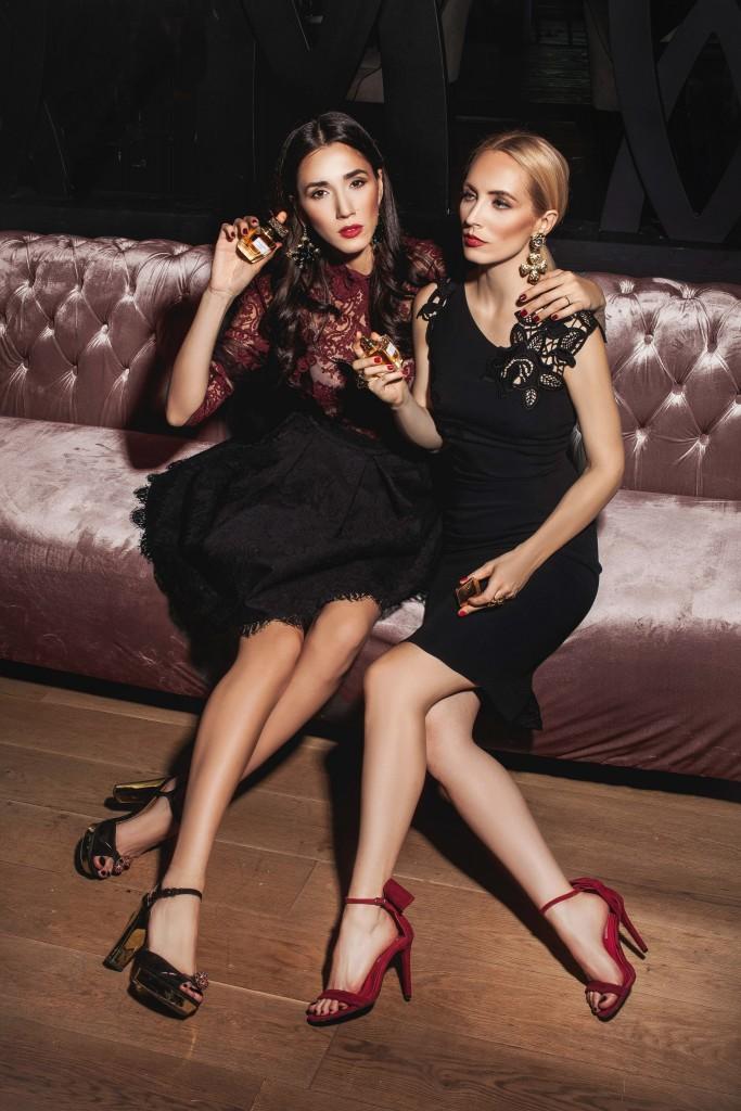 5Giordani Gold Essenza-Parfum Oriflame-Fabulous Muses-Aqua-Diana Enciu-Alina Tanasa