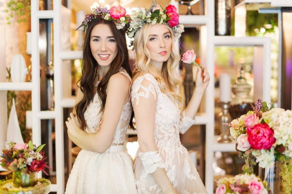 6Fabulous Muses- Fabuloasele-Wedding dresses- Floraria mobila-chefs-buchet mireasa