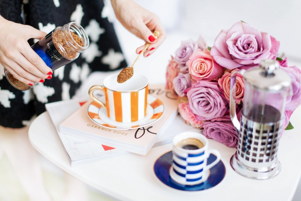 7Davidoff coffee_morning habits_fabulous_muses_diana_enciu_Alina_tanasa_ermanno_scervino_look
