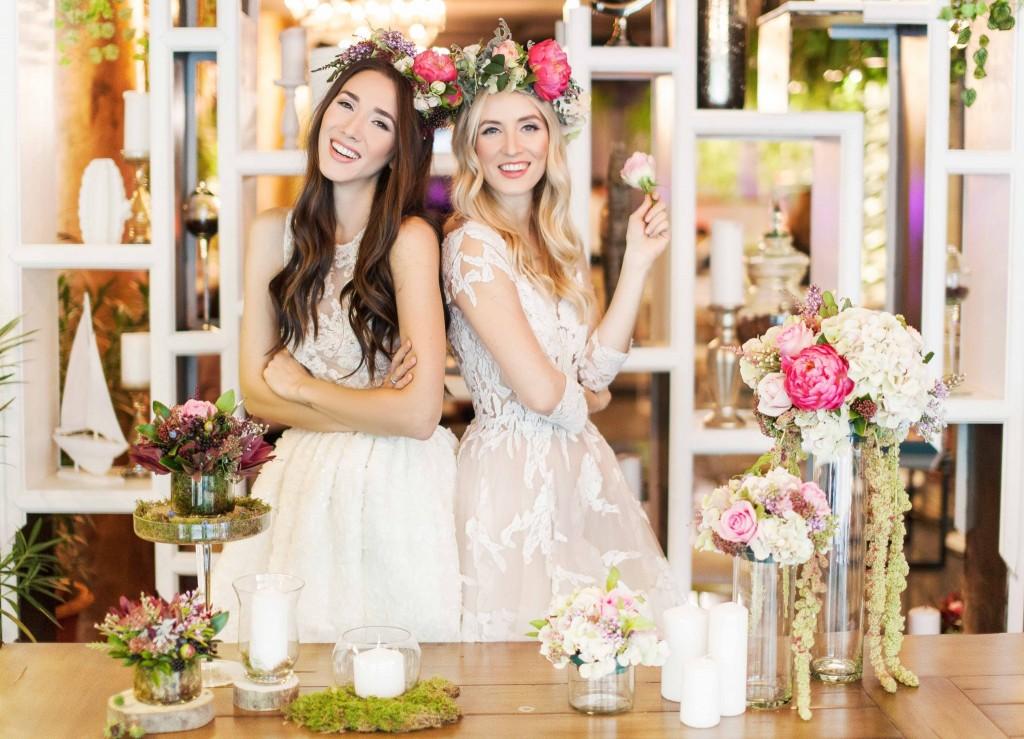 7Fabulous Muses- Fabuloasele-Wedding dresses- Floraria mobila-chefs-buchet mireasa