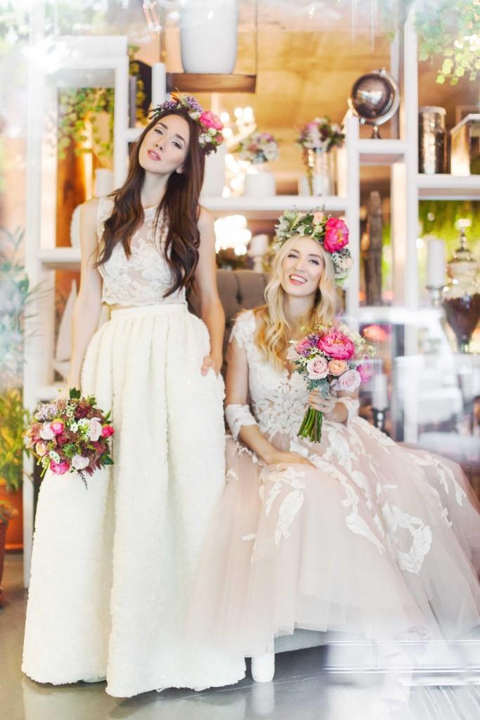 8Fabulous Muses- Fabuloasele-Wedding dresses- Floraria mobila-chefs-buchet mireasa