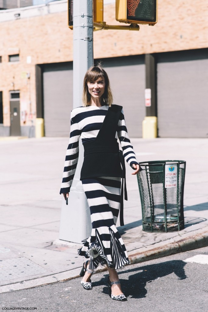 New_York_Fashion_Week-Spring_Summer-2016-Street-Style-Anya_Ziourova-Valentino-Stripes--790x1185
