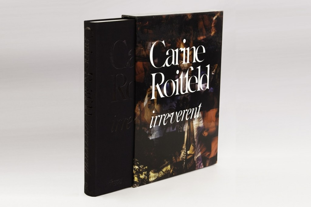 carine roitfeld book - irreverent book - best fashion book - carine fashion book- fabulous-muses-diana-enciu-alina-tanasa-fabuloasele