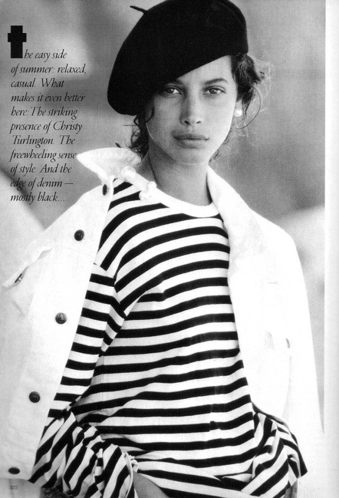 vogue-us-april-1988-christy-turlington-breton-stripes-trend-breton-stripes-fw-2015-2016-trends