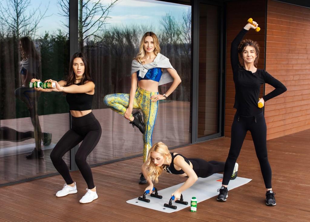 2provocare-iaurt activia-pilates-detox-fabulous-muses-alina-tanasa-diana-enciu