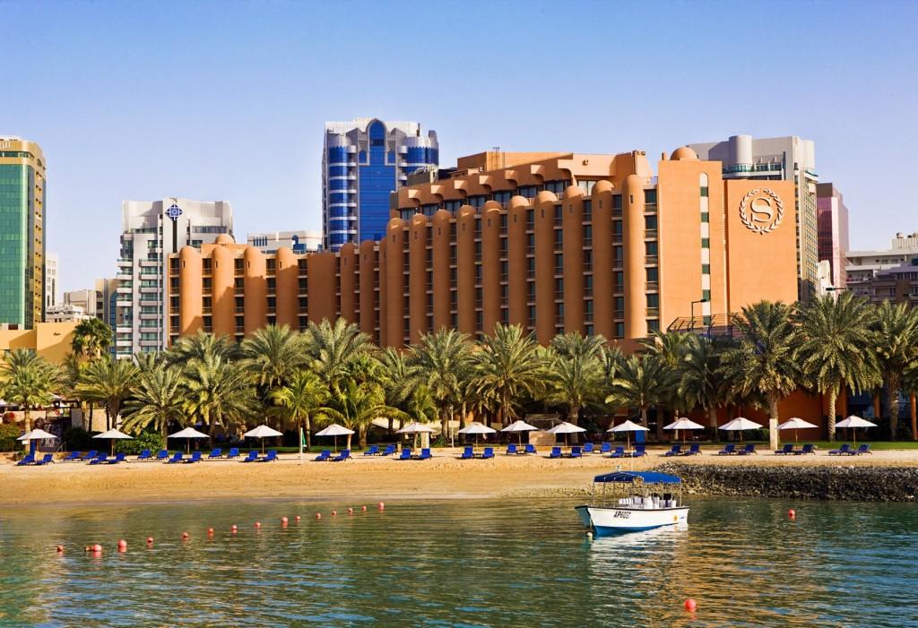 Hotel_Sheraton Abu Dhabi