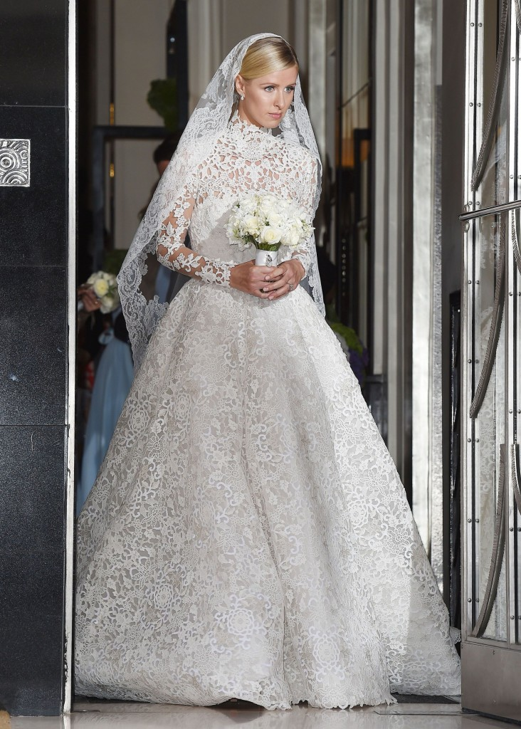 nicky-hilton-wedding_dress_best_wedding_dress_top_10_wedding dress