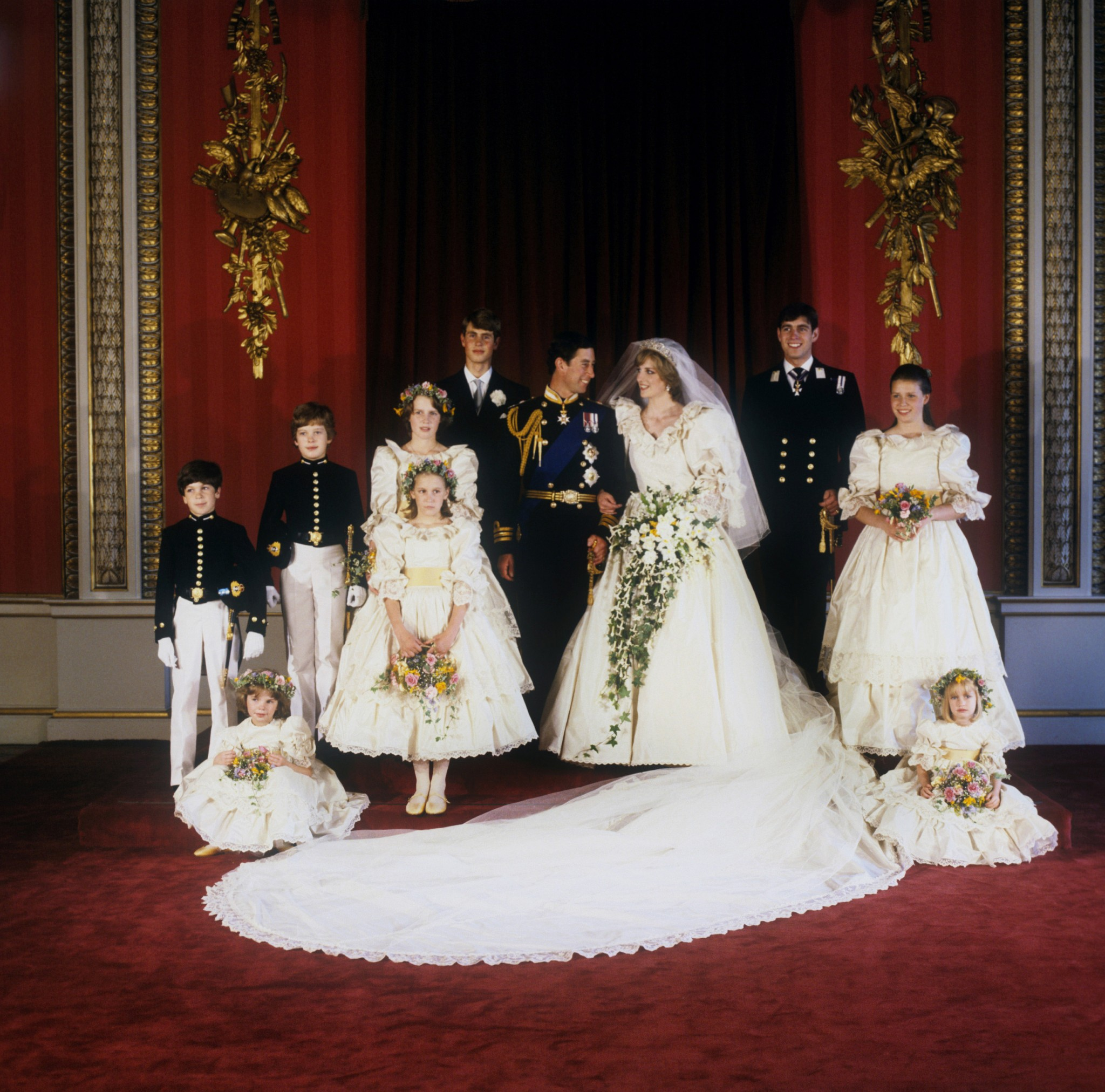 Prince Charles And Lady Diana Wedding Cake