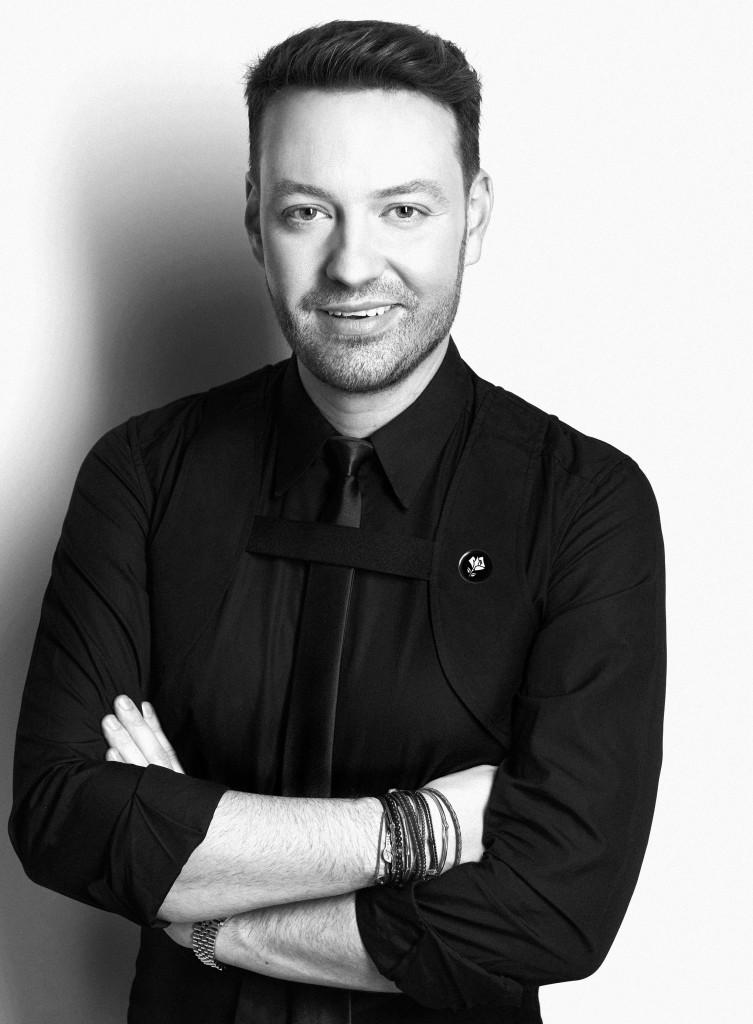 Alexandru Abagiu - National makeup artist Lancome