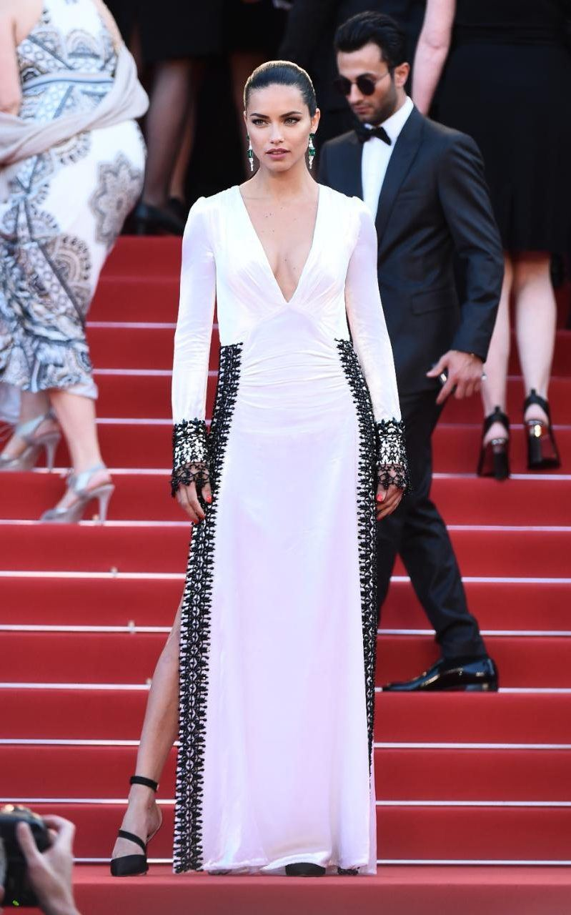 Adriana Lima-cannes-best-dressed-2016