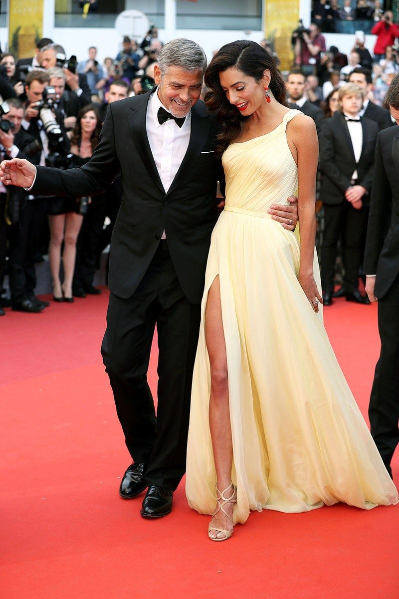 george and amal clooney in atelier versacebest-dressed-cannes-2016-red-carpet-dress