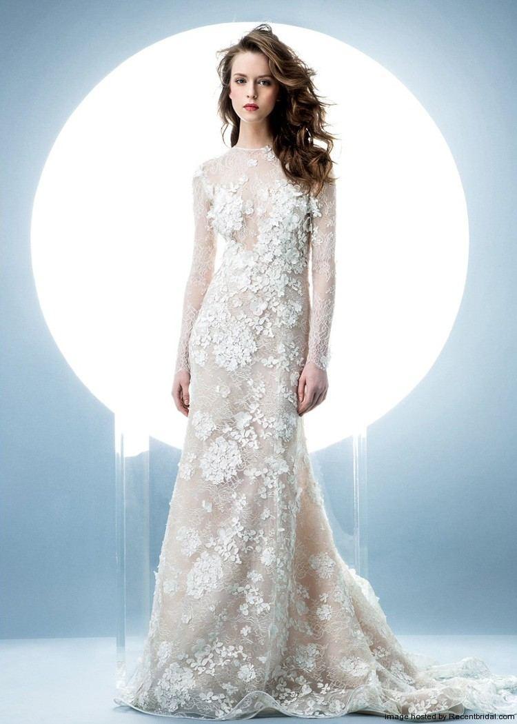 angel sanchez floral trends bridal ss 2016