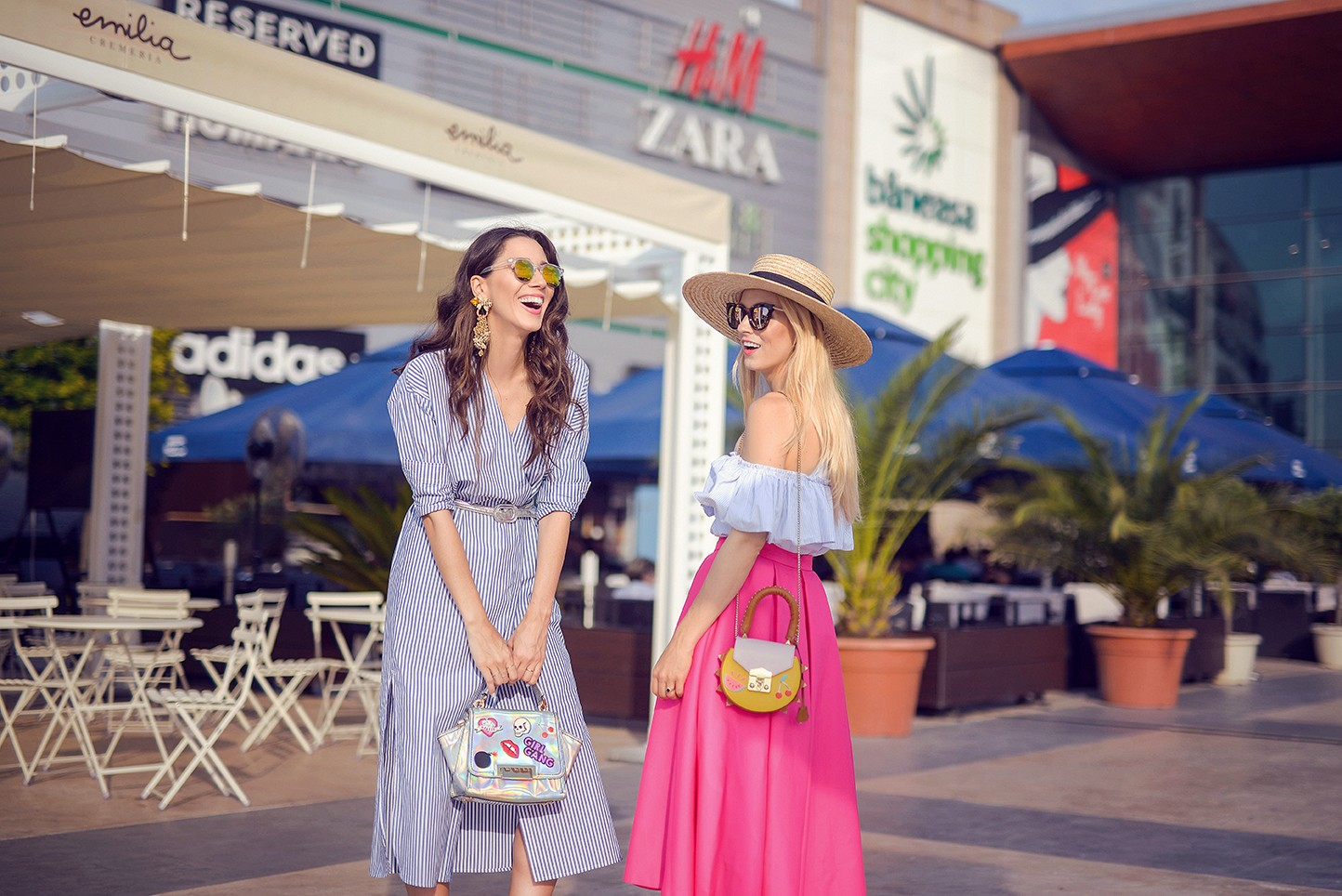 9Baneasa_Shopping_City_Summer_Outfits_Fabulous_Muses_Diana_enciu_alina_tanasa