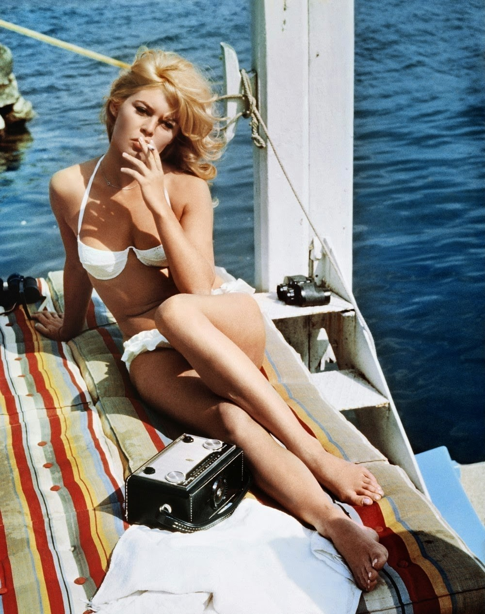 Brigitte Bardot - A Very Private Affair, 1961
