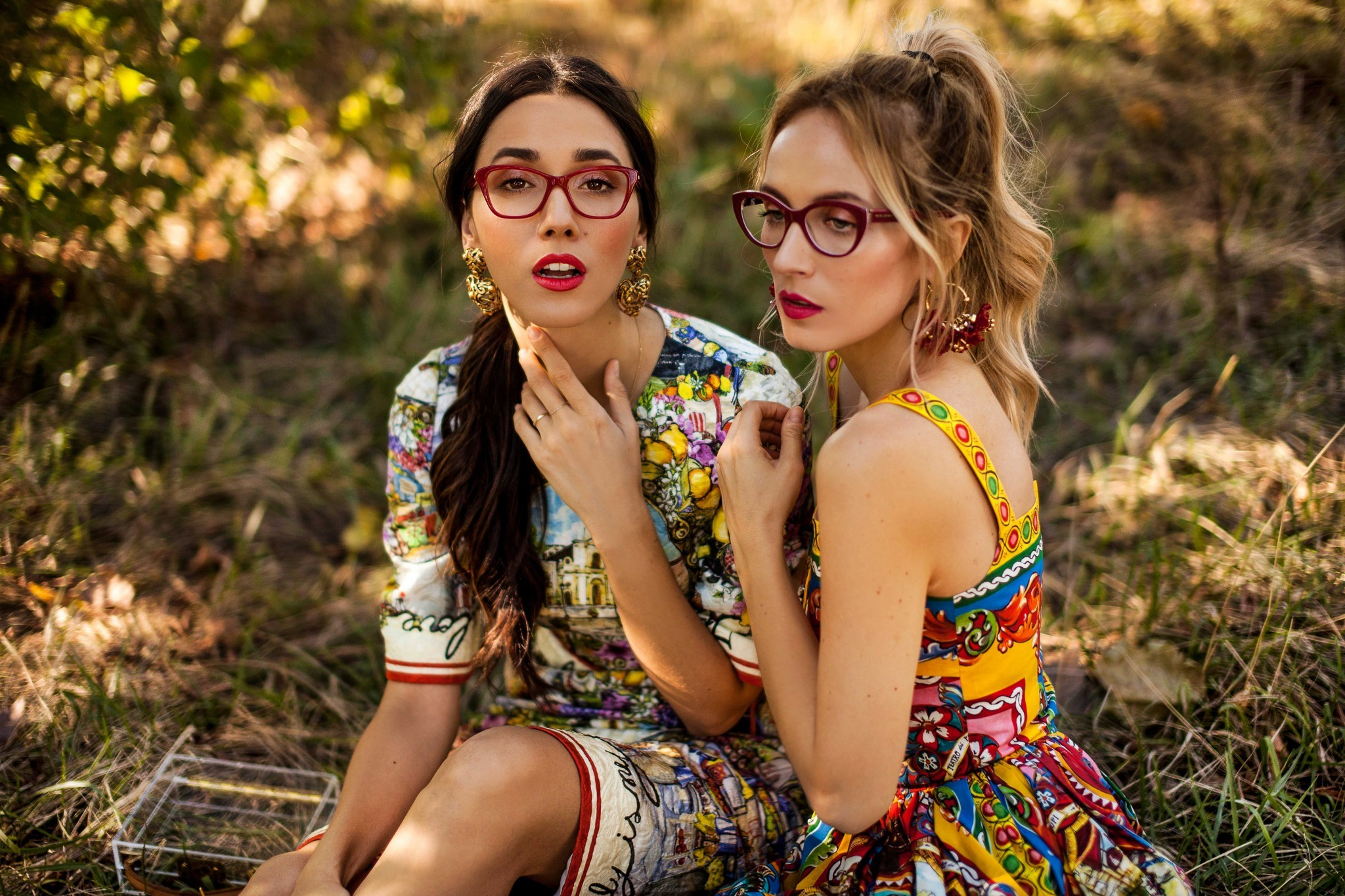 4dolce_gabbana_eyeglasses_fabulous_muses_diana_enciu_alina_tanasa