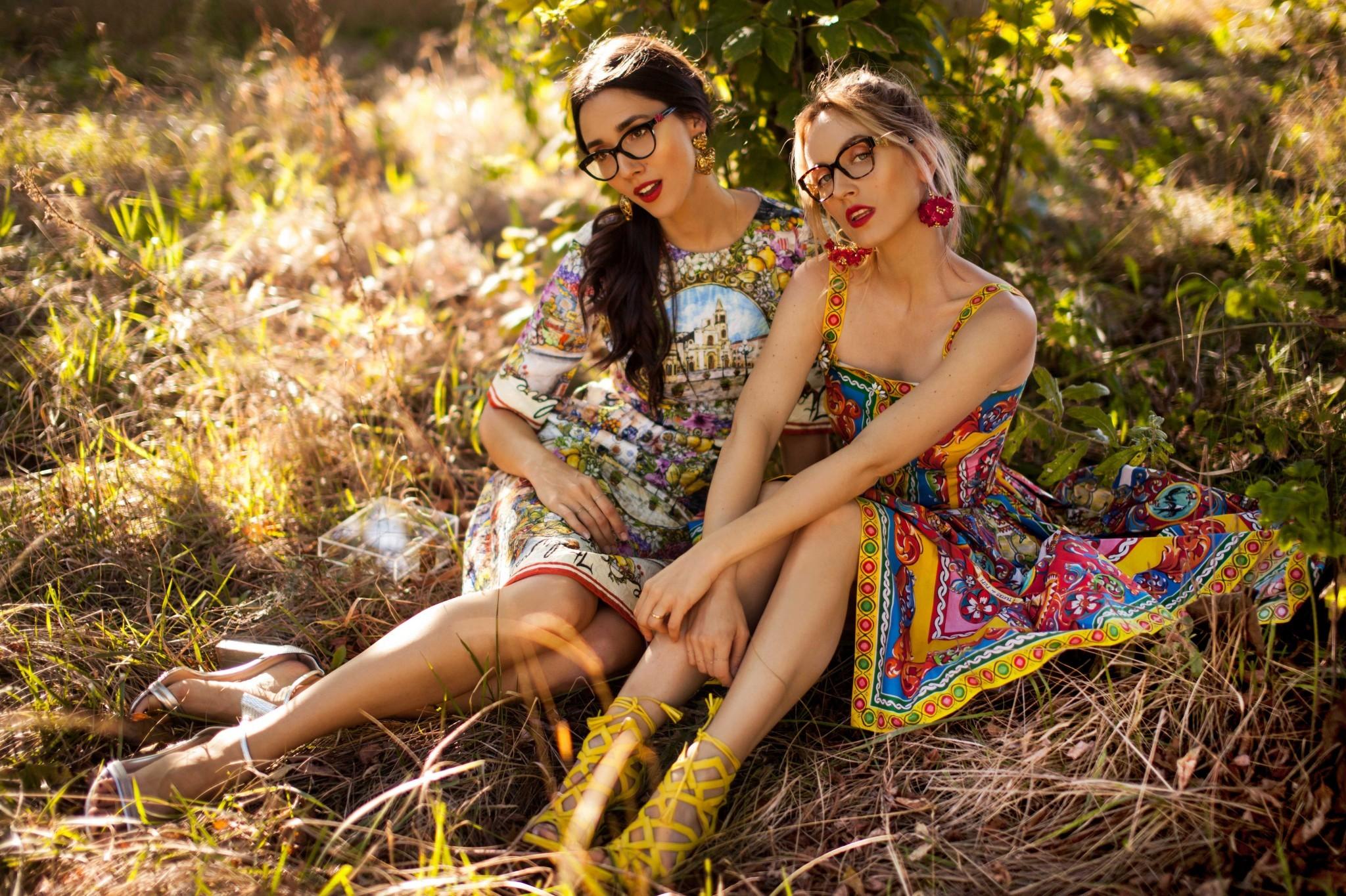 5dolce_gabbana_eyeglasses_fabulous_muses_diana_enciu_alina_tanasa