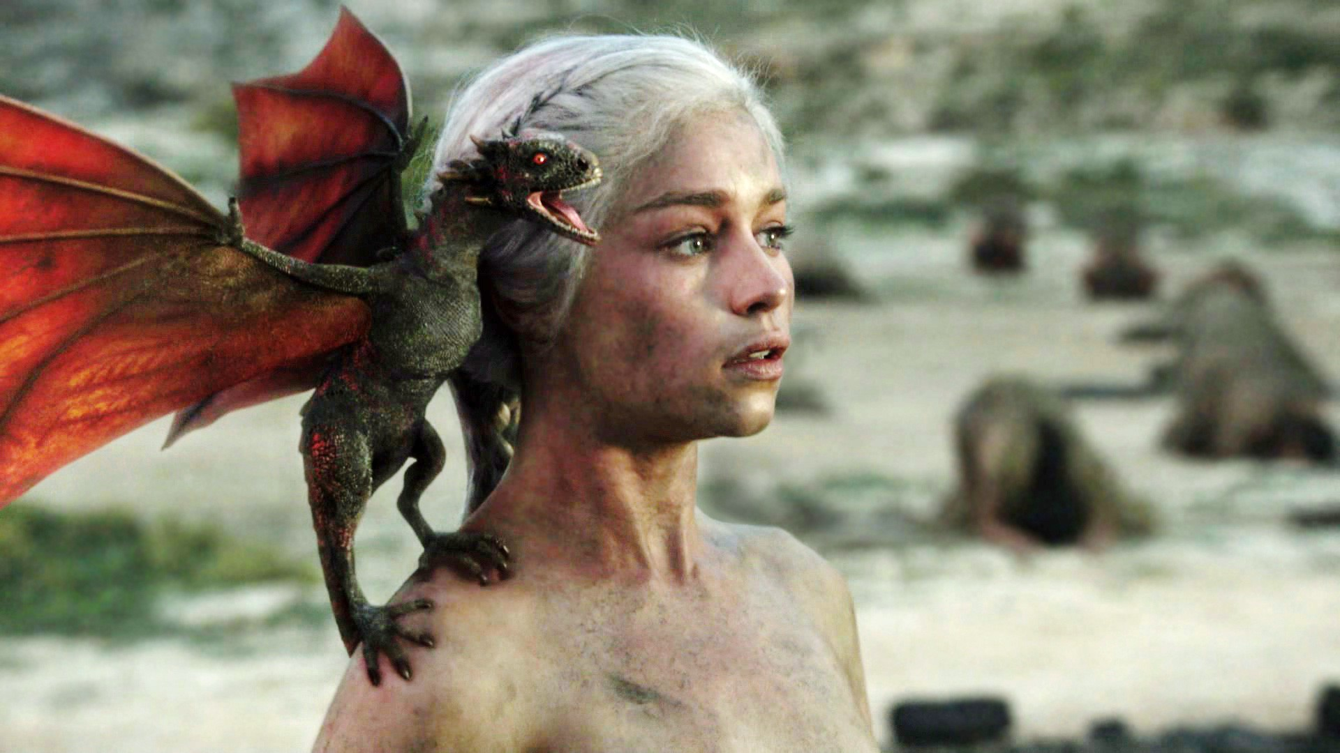 daenerys_targaryen_and_dragon-game_of_thrones_10_powerful_women_from_movies_and_tv_series_fabulous-muses