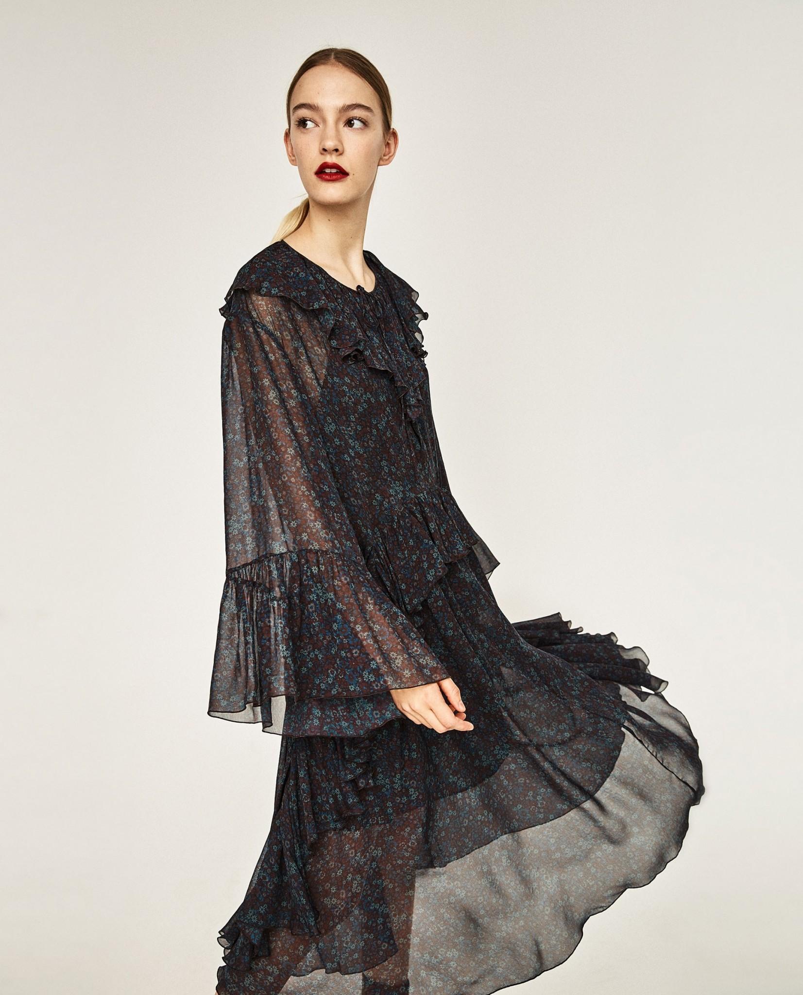 6-rochie-midi-cu-flori-zara-studio-20-de-idei-de-rochii-pentru-craciun-fabulous-muses