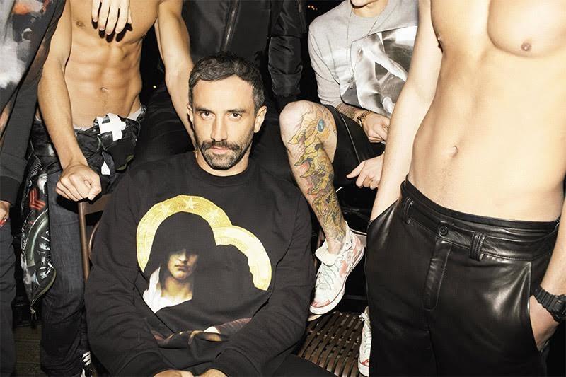 Givenchy2_Riccardo_Tisci_Fabulous_Muses