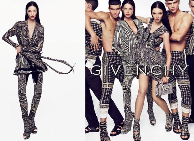 Givenchy9_Riccardo_Tisci_Fabulous_Muses