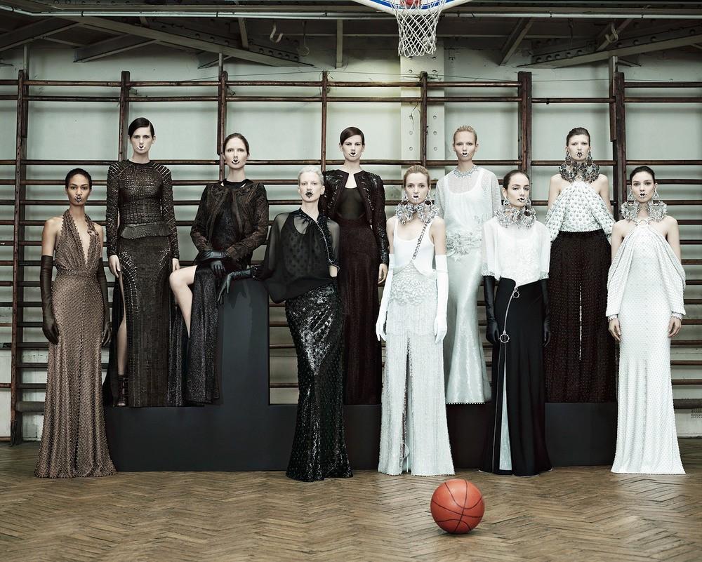Givenchy_Riccardo_Tisci_Fabulous_Muses