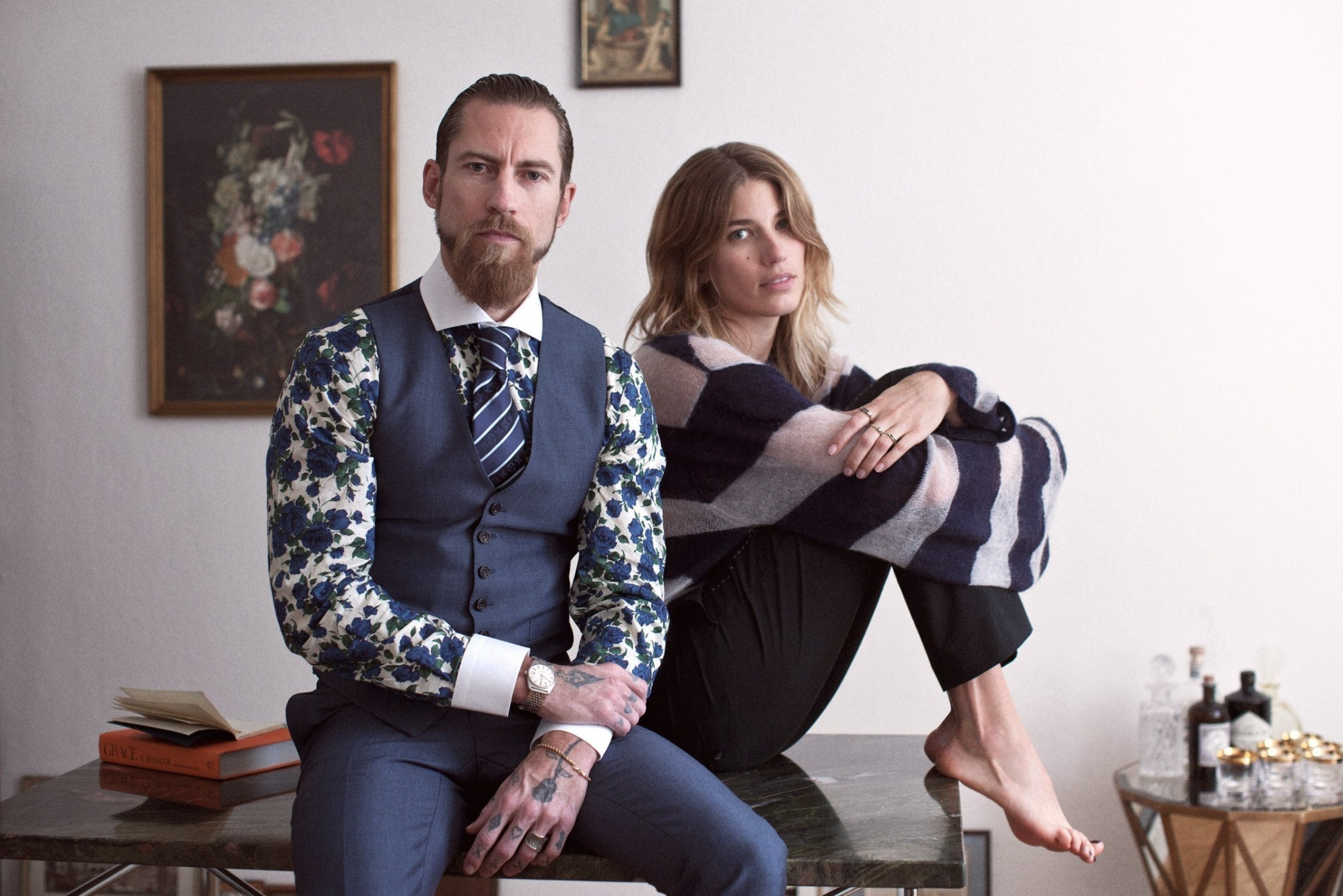 Iconic_Couples_VeronikaHeilbrunner_JustinOSheea_Fabulous_Muses_2